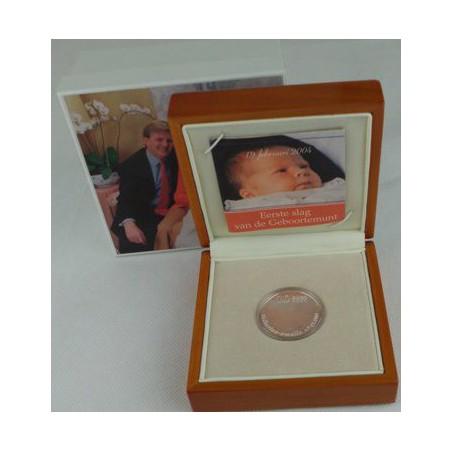 Nederland 2005 10 euro Regeringsjubileum Zilver Proof