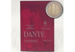 2 Euro San Marino 2015 Bu 750e geboortedag van Dante Alighieri Voorverkoop*