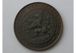 1 cent 1907 FDC-