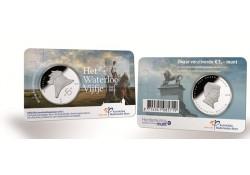 Nederland 2015 5 euro het Waterloo vijfje in coincard