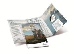 Nederland 2014 5 euro het molenvijfje  Zilver Proof in Blister