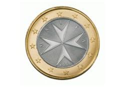 1 Euro Malta 2012 UNC