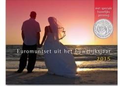 Huwelijksset 2015 Met penning