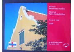 FDC set Nederlandse Antillen 1996