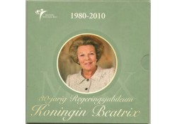 Nederland 2010 Themaset 30-jarig jubileum Beatrix