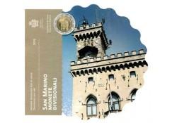 Bu set San Marino 2015 Met 8 Munten