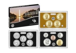 Proofsets U.S.A. 2015 S 3 pak Zilver Proof sets