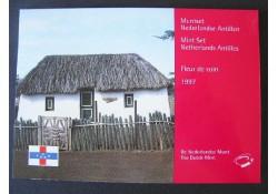 FDC set Nederlandse Antillen 1997