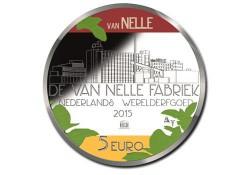 Nederland 2015 5 euro van...