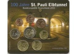 Duitsland 2011 F 100 Jahre St.Pauli Elbtunnel