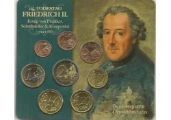 Duitsland 2011 A 225 Todestag Friedrich II
