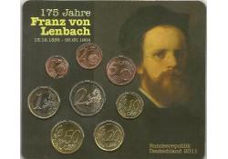 Duitsland 2011 F 175 Jahre Franz von Lenbach