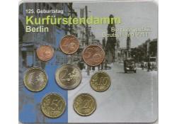 Duitsland 2011 J 125 Geburtstag Kurfürstendamm Berlin