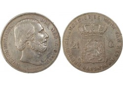 2½ Gulden 1863 ZF