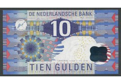 10 Gulden Nederland Unc
