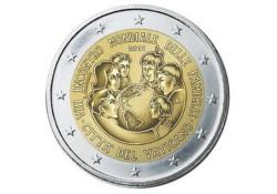 2 Euro Vaticaan 2015 8e Wereld Familiedagen te Philadelphia Bu