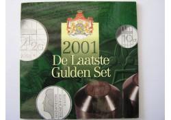 2001 laatste gulden set