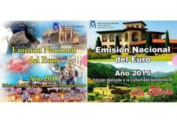 Bu set Spanje 2015 Communidad Autonom deel 15 & 16