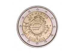 2 Euro San Marino 2012 10...