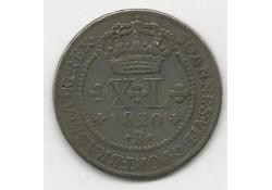 KM 319.1 Brazilië 40XL Reis 1820 Zf
