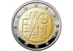 2 Euro Slovenië 2015 Emona Unc