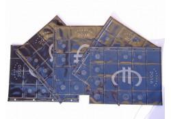 Importa Supplement Euro munthoudersalbum 2016 t/m 2020