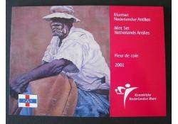FDC set Nederlandse Antillen 2001