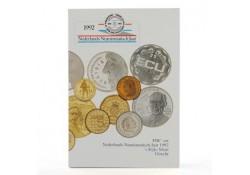Holland Coin Fair set 1992 Numismatisch jaar