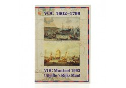 Holland Coin Fair set 1993 Ver. Oost-Indische Compagnie