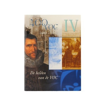 Nederland 2003 (10) VOC set deel V