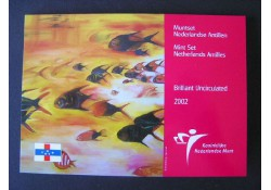 FDC/Bu set Nederlandse Antillen 2002