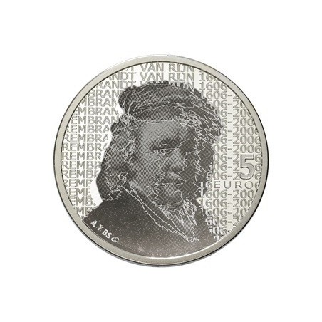 5 euro UNC 2006 Rembrandt