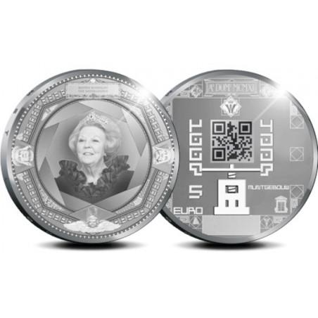 5 euro UNC 2011 muntgebouw