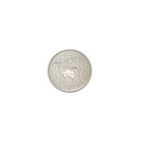 5 euro UNC 2006 Australië