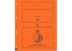 Hartberger Muntset inhoud 1982-1991