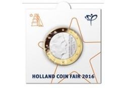 1 Euro Nederland 2016 Bu...