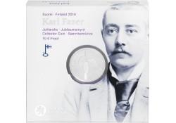 Finland 2016 10 euro Karl Fazer Proof