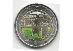 2 Euro Oostenrijk 2016 200 jaar Nationale bank Gekleurd