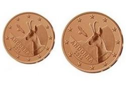 1 & 2 Cent Andorra 2014 Unc