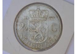 2½ Gulden 1964 ZF+