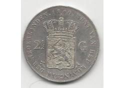 Rijksdaalder 1840  Pr Zeldzaam