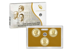Proofset U.S.A. 2016 Presidentdollars