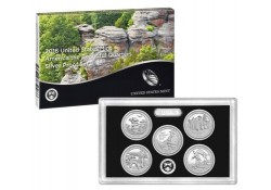Proofset U.S.A. 2016 The Beautiful Quarters Zilver Proof