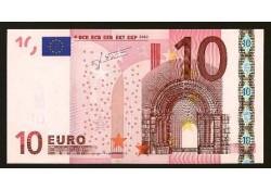 10 Euro UNC P Nederland