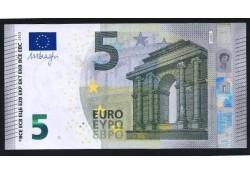 5 Euro Unc ZB België
