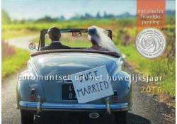 Huwelijksset 2016 Met penning