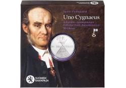 Finland 2016 10 euro Uno Cygnaeus Proof