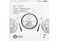 Finland 2016 20 euro Uno Cygnaeus Proof