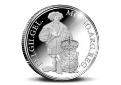 Zilveren Dukaat Proof 2016 Gelderland