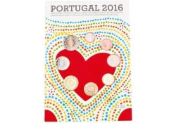FDC set Portugal 2016
